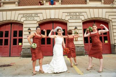Strongest Wedding Party Ever 2011