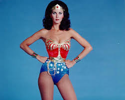 Wonder Woman. Love those hips!