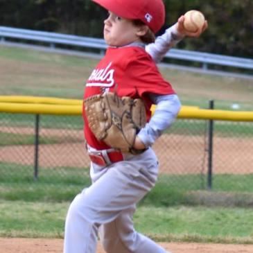 Sam pitching