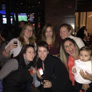 Yard House - Springfield Towncenter - with our peeps